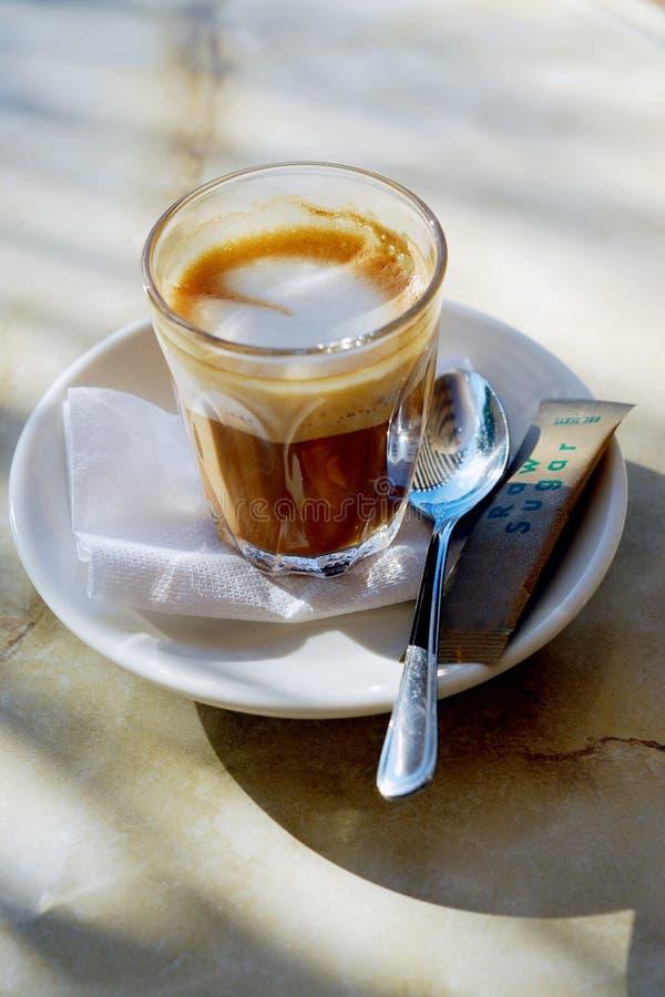 καφές καυτός στοκ εικόνα με δικαίωμα ελεύθερης χρήσης