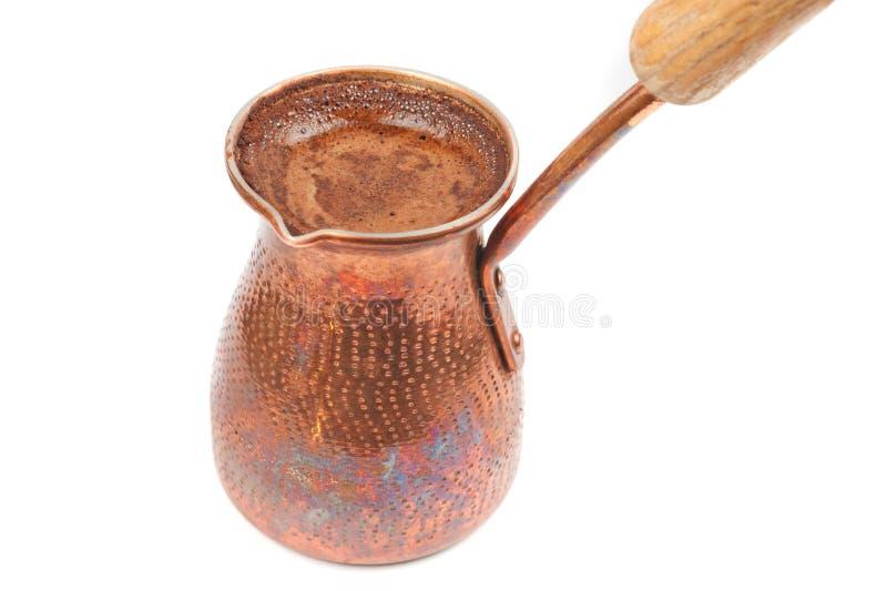 Καφές με τους Τούρκους στοκ εικόνα