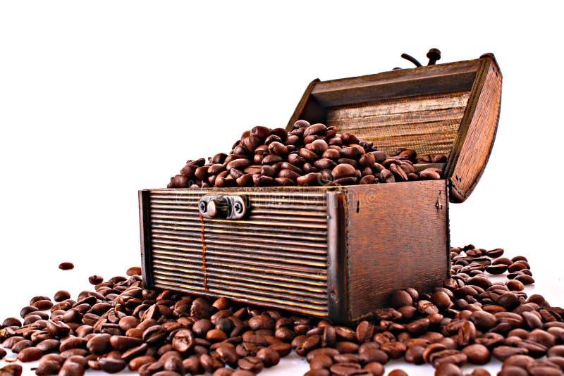 καφές που απομονώνεται θ& στοκ φωτογραφία