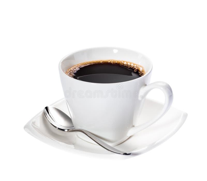 καφές που απομονώνεται στοκ φωτογραφία
