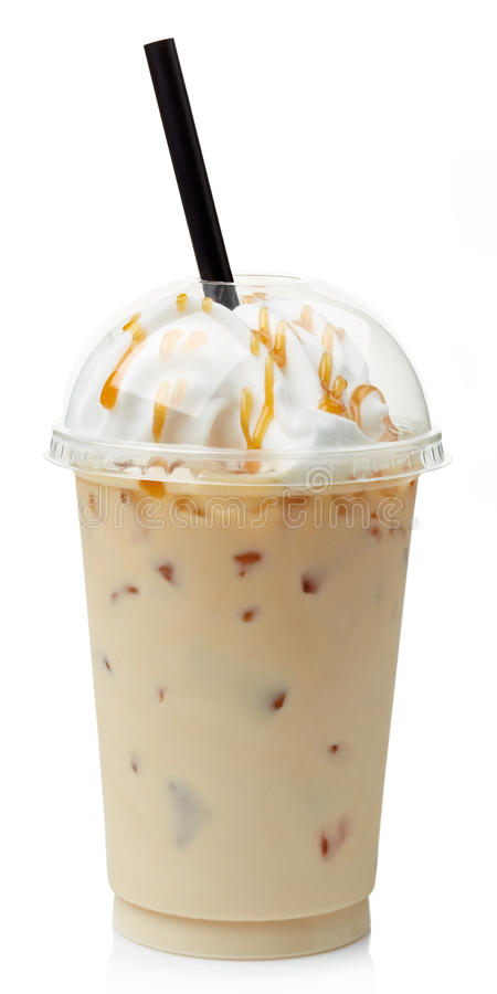 καφές που παγώνεται στοκ εικόνες με δικαίωμα ελεύθερης χρήσης