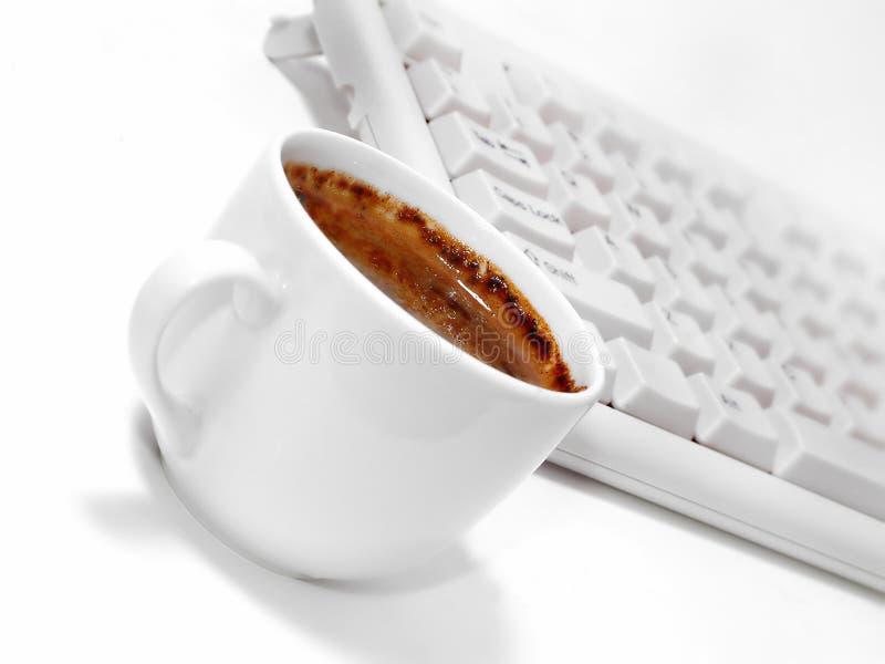 καφές σπασιμάτων Στοκ εικόνες με δικαίωμα ελεύθερης χρήσης