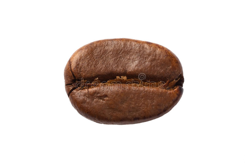 καφές φασολιών ένας στοκ εικόνες