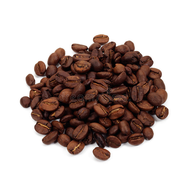 Download καφές φασολιών στοκ εικόνα. εικόνα από ψημένος, ανασκόπησης - 17052045