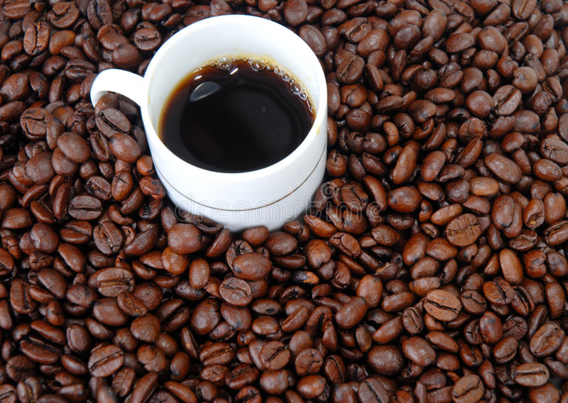 Download καφές στοκ εικόνα. εικόνα από armstrong, καφές, μίγμα - 2232331
