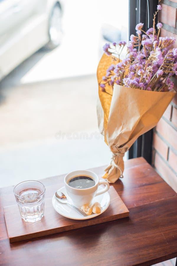 Καφές Americano στοκ εικόνα