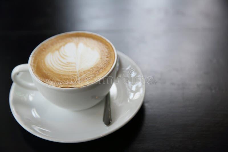 Καφές Cappuccino στοκ φωτογραφίες