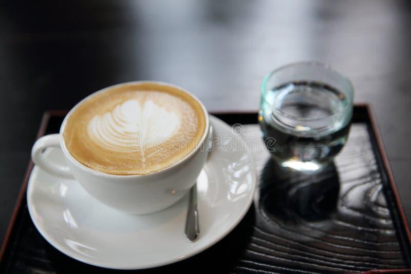 Καφές Cappuccino στοκ εικόνα με δικαίωμα ελεύθερης χρήσης