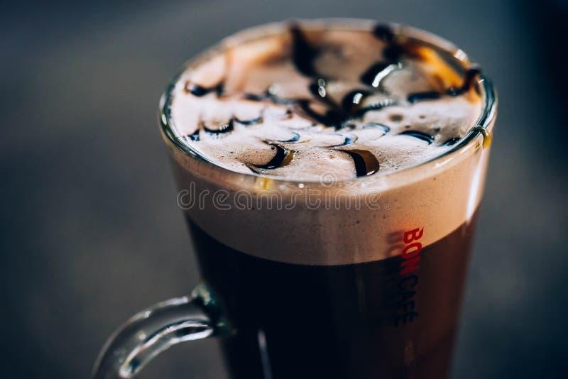 Καφές Cappuccino στοκ φωτογραφία με δικαίωμα ελεύθερης χρήσης