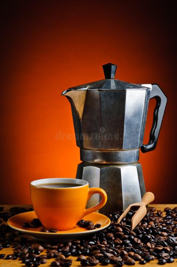 Καφές Espresso στοκ εικόνες