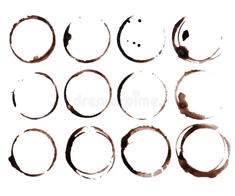 καφές rigns απεικόνιση αποθεμάτων
