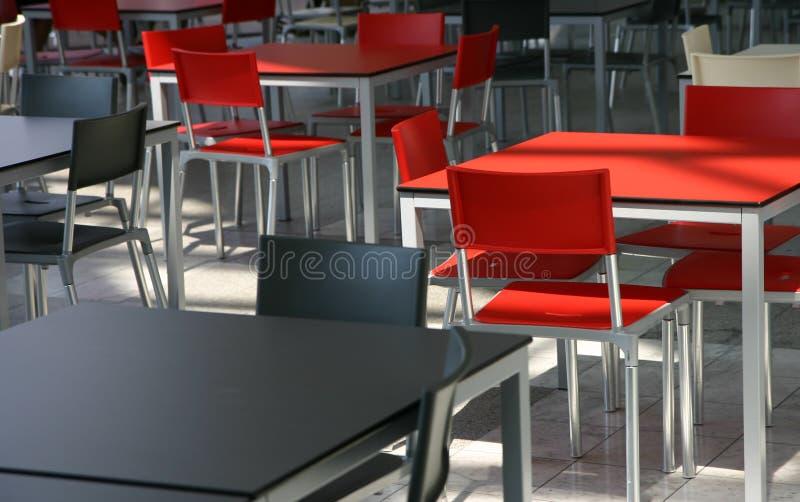 καφετέρια Στοκ Εικόνα