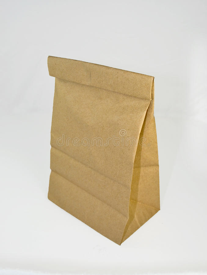 καφετί έγγραφο μεσημερι&alp στοκ εικόνα με δικαίωμα ελεύθερης χρήσης