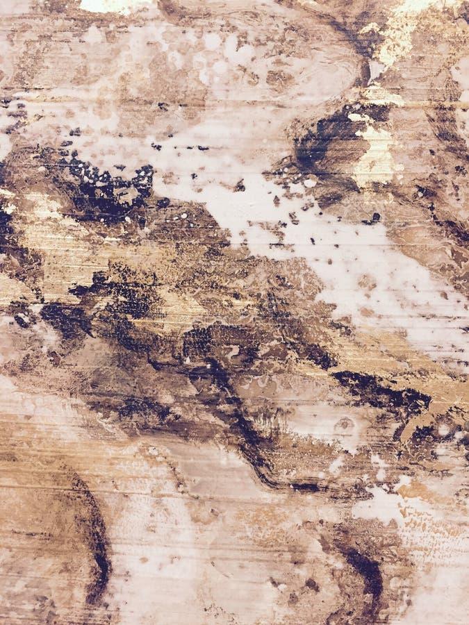 Καφετί και άσπρο υπόβαθρο σύστασης στοκ φωτογραφία με δικαίωμα ελεύθερης χρήσης