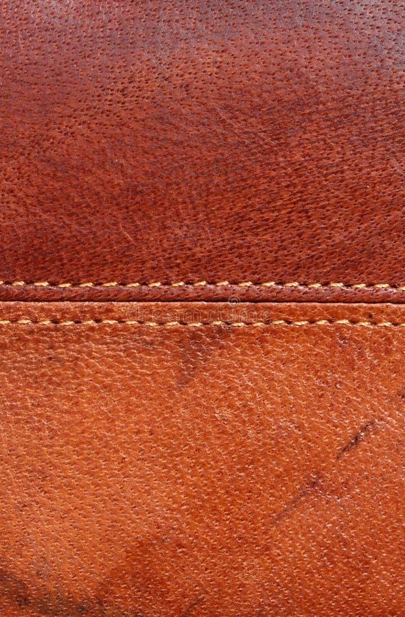 καφετί πορτοφόλι στοκ εικόνα με δικαίωμα ελεύθερης χρήσης