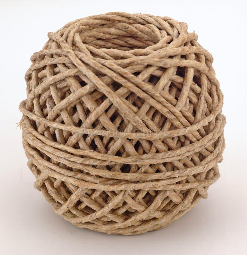 καφετί σκοινί σφαιρών