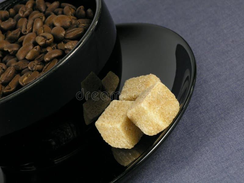 καφετιά ζάχαρη στοκ εικόνα με δικαίωμα ελεύθερης χρήσης