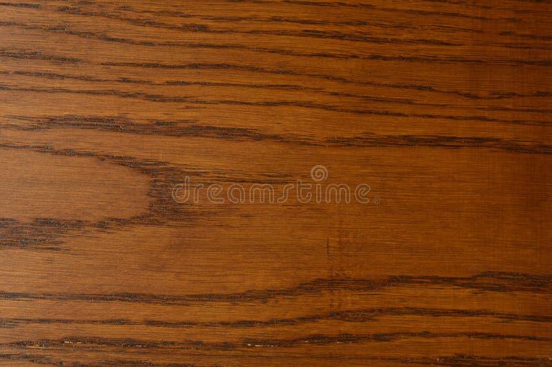 Καφετιά και μπεζ επιφάνεια σύστασης δρύινου ξύλου Κατασκευή, σιτάρι απεικόνιση αποθεμάτων