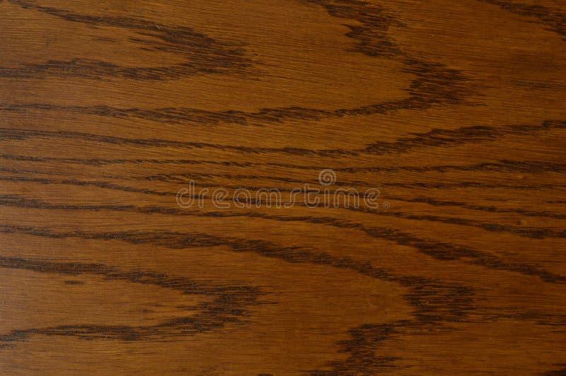 Καφετιά και μπεζ επιφάνεια σύστασης δρύινου ξύλου Κατασκευή, σιτάρι ελεύθερη απεικόνιση δικαιώματος