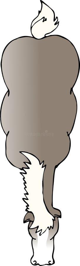 Download καφετιά κορυφαία όψη αλόγ&om Απεικόνιση αποθεμάτων - εικονογραφία από cartoon, χιούμορ: 273403
