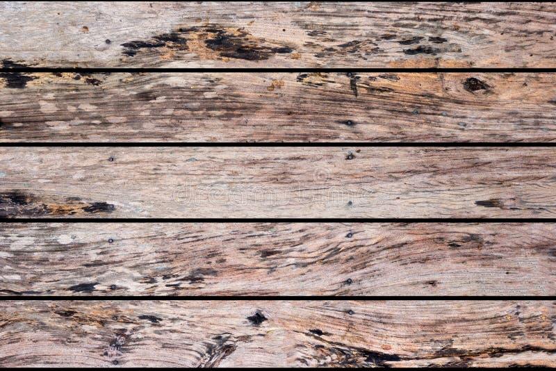 Καφετιά ξύλινα υπόβαθρα στοκ φωτογραφία