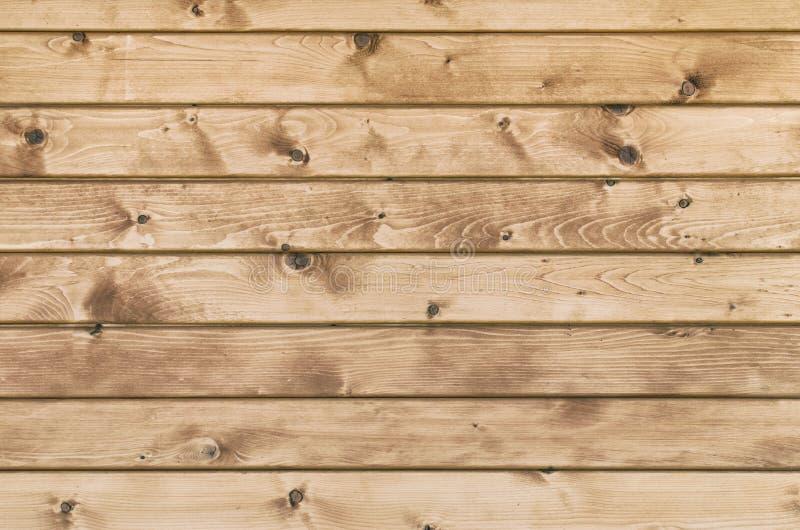 Καφετιά ξύλινη σύσταση πατωμάτων στοκ φωτογραφία