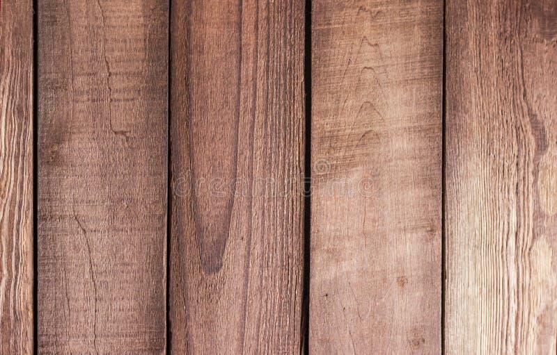 Καφετιά ξύλινη σύσταση υποβάθρου γραφείων στοκ εικόνα με δικαίωμα ελεύθερης χρήσης