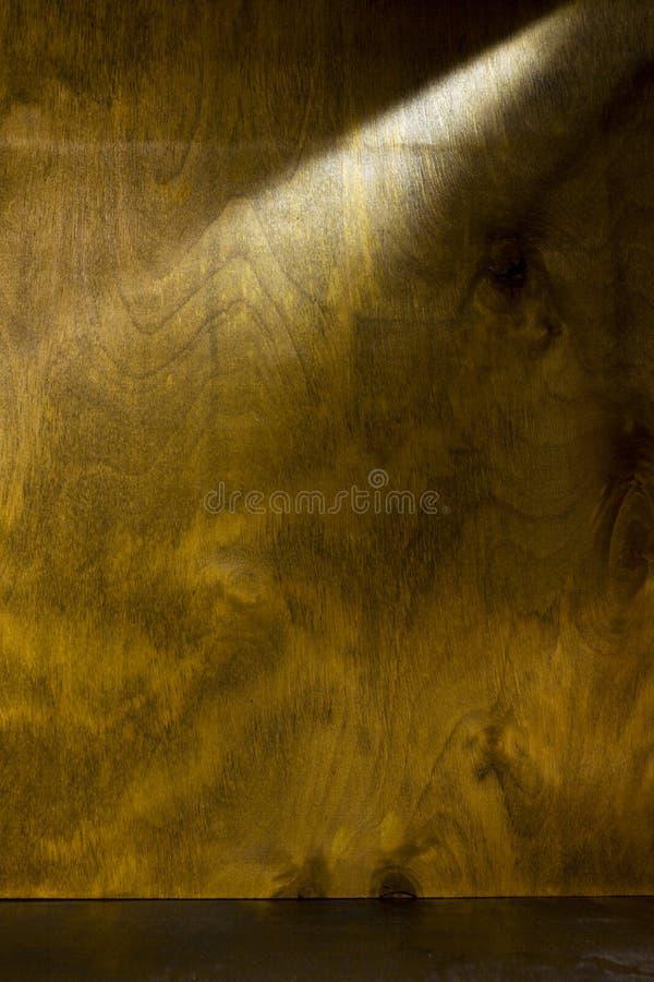 Καφετιά πλυμένη ξύλινη σύσταση στοκ εικόνες με δικαίωμα ελεύθερης χρήσης