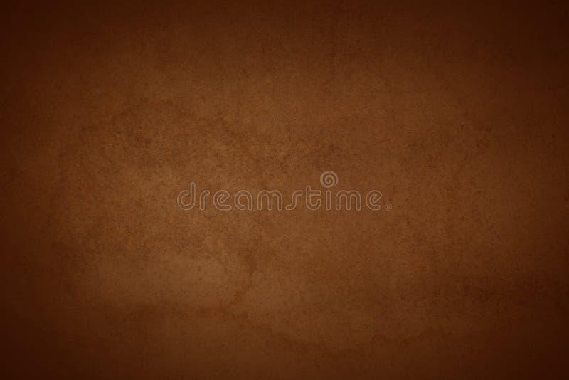 Καφετιά φορεμένη σύσταση υποβάθρου στοκ φωτογραφίες