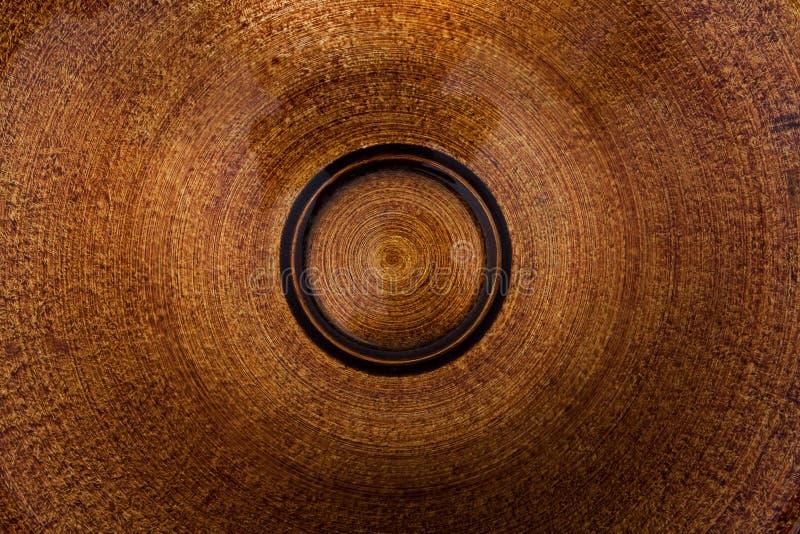 καφετιοί κύκλοι στοκ εικόνες