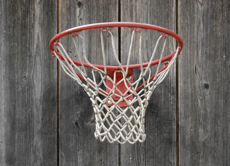 Καλάθι καλαθοσφαίρισης στοκ εικόνα με δικαίωμα ελεύθερης χρήσης