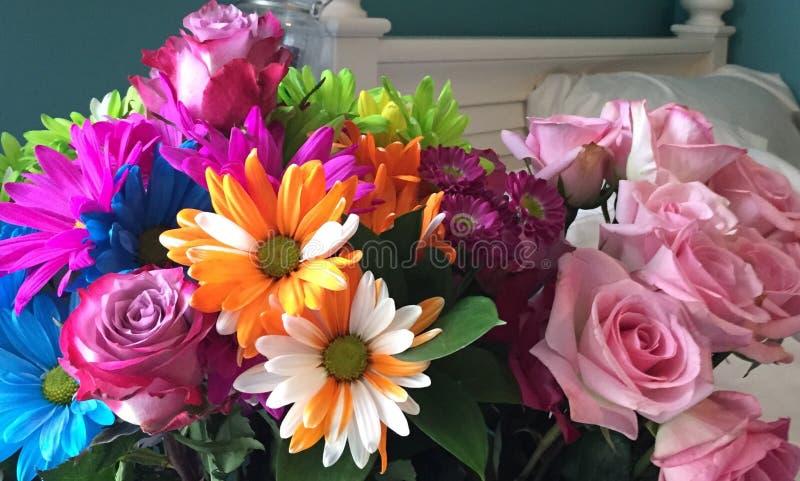 Καλά λουλούδια στοκ φωτογραφία