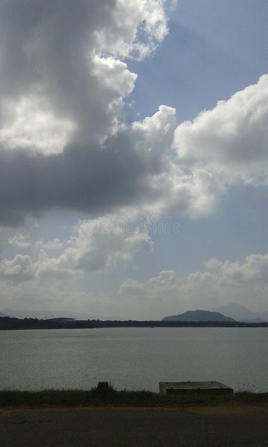 Καλή πλευρά λιμνών στοκ φωτογραφίες