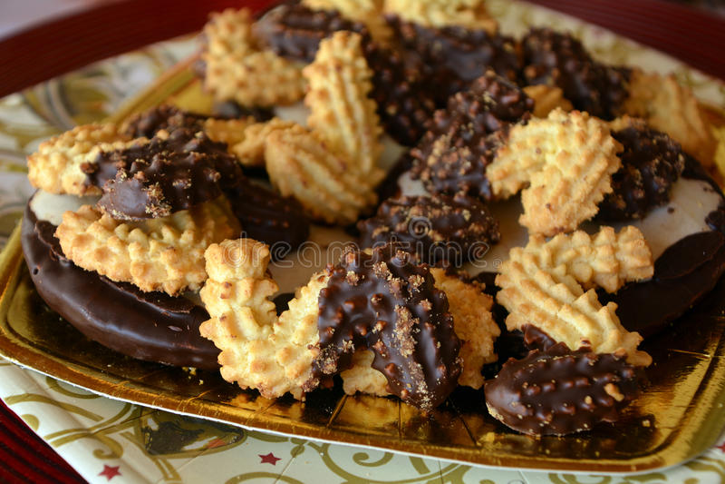 Download Καλή στενή επάνω εικόνα των μπισκότων Χριστουγέννων Στοκ Εικόνα - εικόνα από εορτασμός, εύγευστος: 62706837
