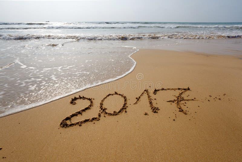 Καλή χρονιά 2017 στοκ εικόνα με δικαίωμα ελεύθερης χρήσης
