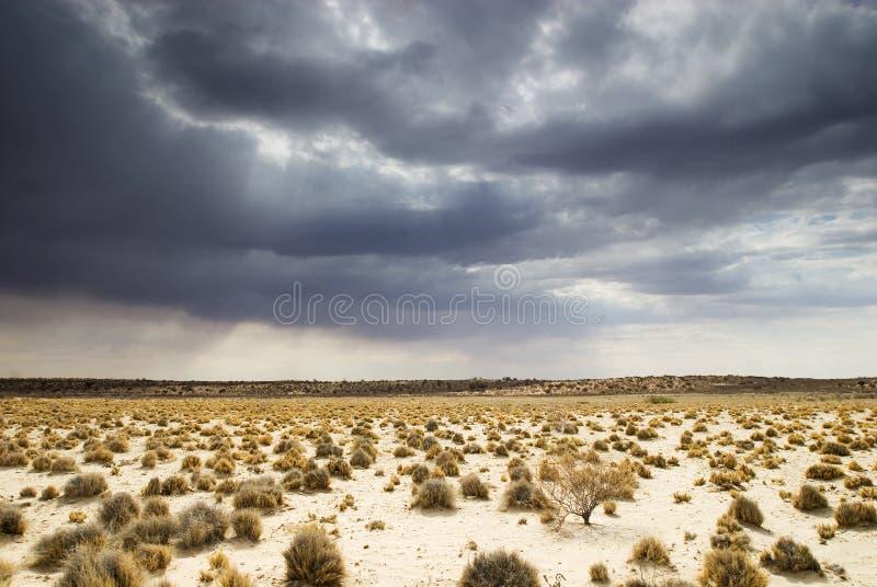Καλαχάρη cloudscape στοκ εικόνες