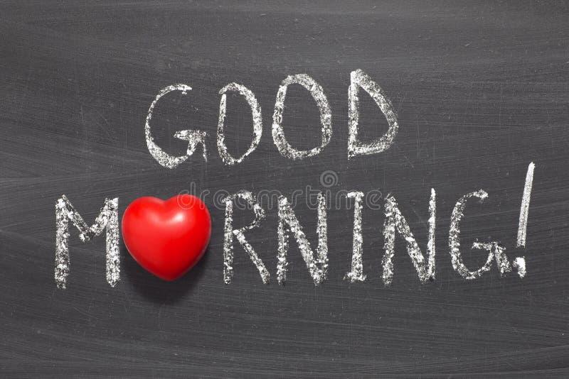 Καλημέρα στοκ φωτογραφία
