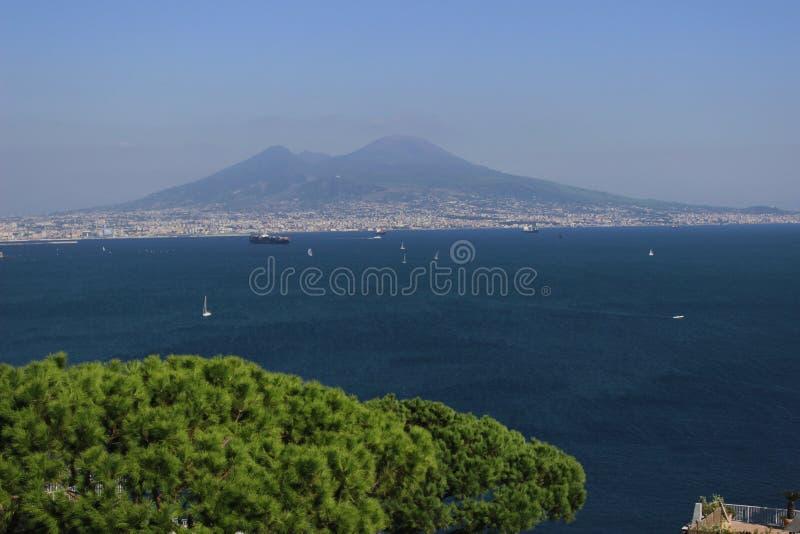 Καλοκαίρι στη Νάπολη στοκ εικόνα με δικαίωμα ελεύθερης χρήσης