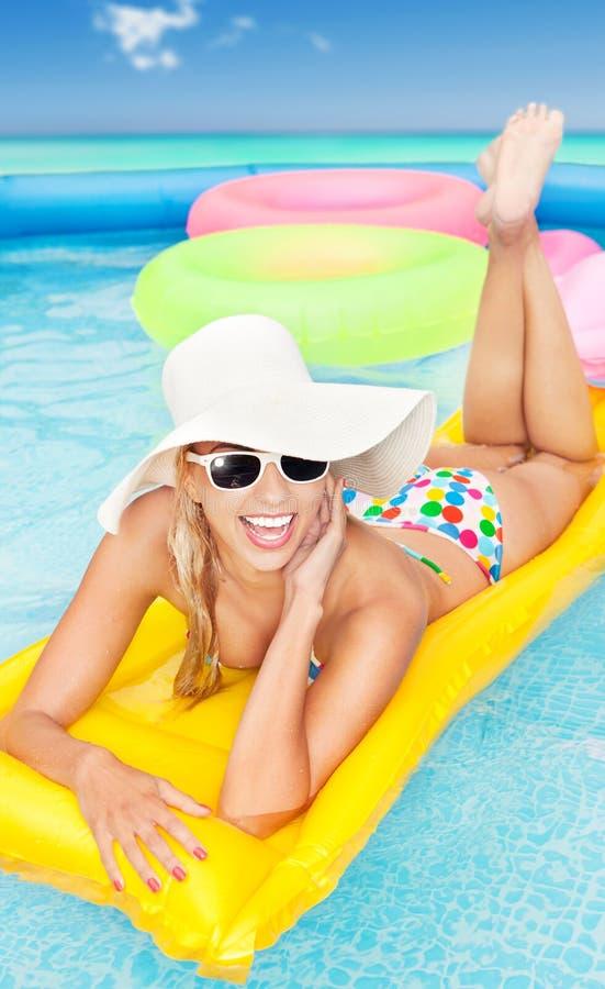 Καλοκαιρινές διακοπές στοκ εικόνες με δικαίωμα ελεύθερης χρήσης