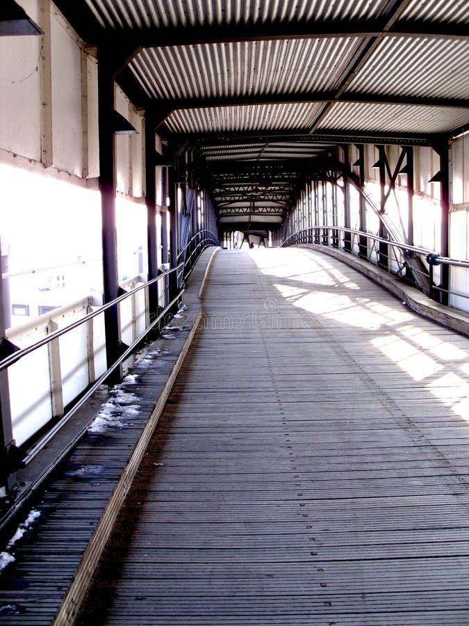 Καλυμμένη γέφυρα Ι στοκ φωτογραφία