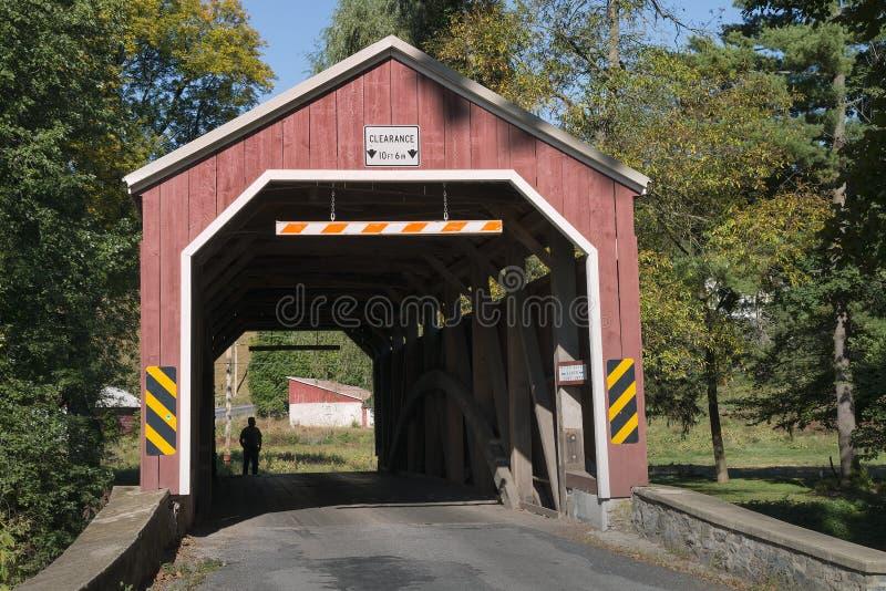 καλυμμένος γέφυρα μύλος s στοκ φωτογραφία με δικαίωμα ελεύθερης χρήσης