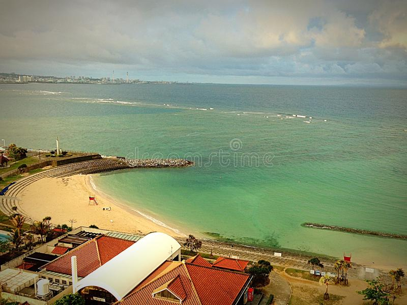 Καλύτερη άποψη της παραλίας στοκ φωτογραφίες με δικαίωμα ελεύθερης χρήσης
