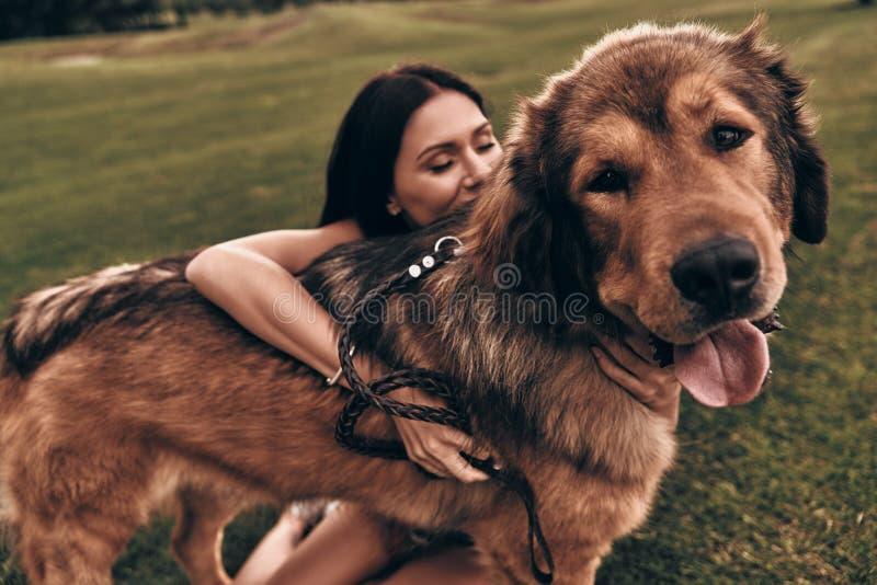Καλύτερος φίλος πάντα! στοκ εικόνα με δικαίωμα ελεύθερης χρήσης