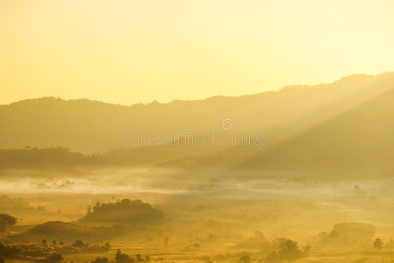 Κα Phayao Ταϊλάνδη Phu Lang Doi στοκ εικόνες