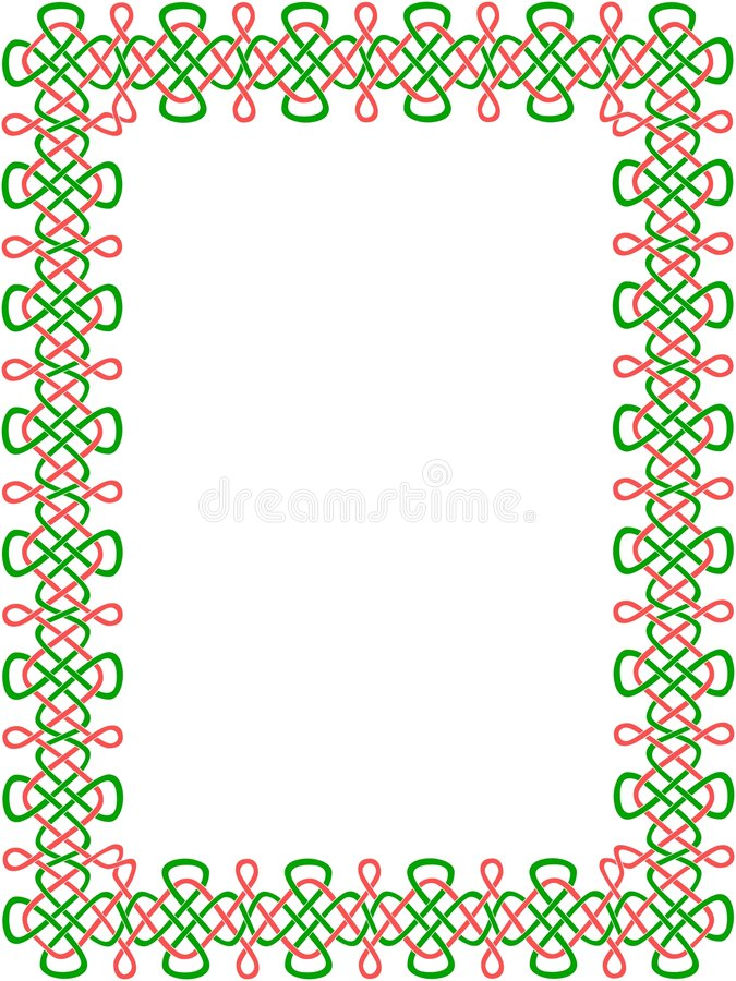 κελτικό πράσινο κόκκινο 8 &sigm