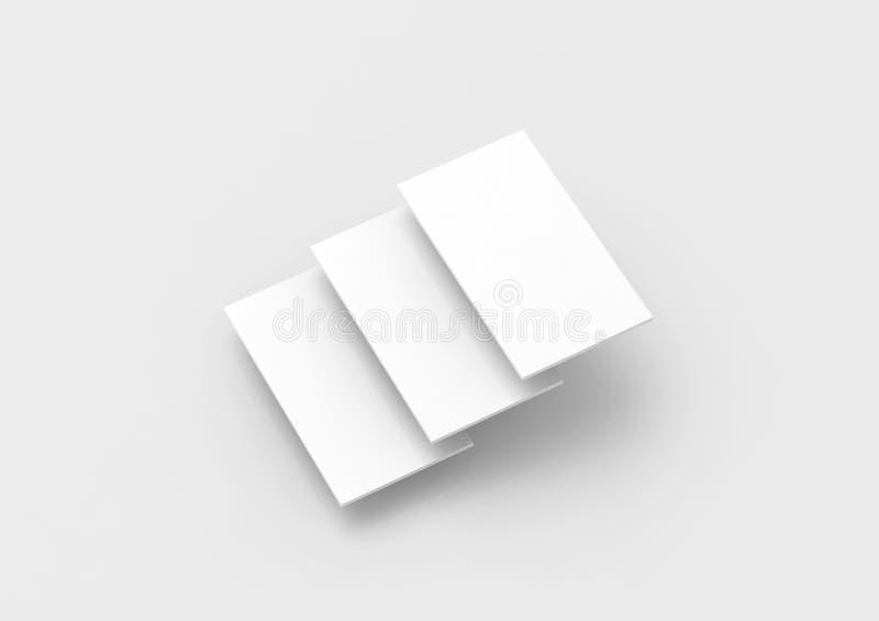 Κενά άσπρα ορθογώνια για το πρότυπο σχεδίου ιστοχώρου απεικόνιση αποθεμάτων