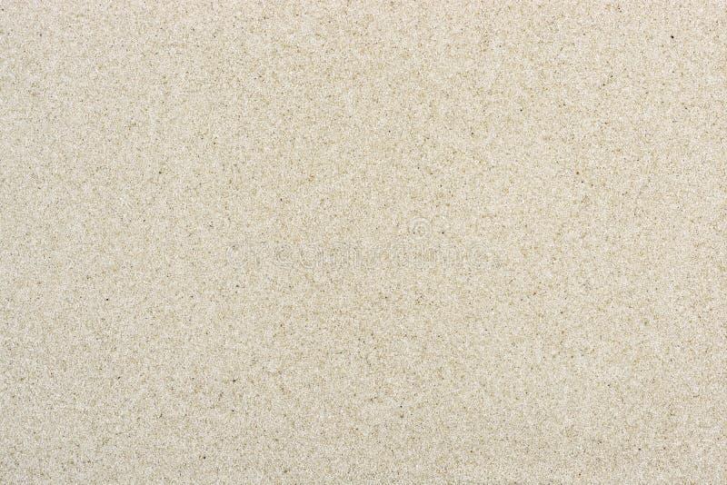 Κενά λεπτά σύσταση και υπόβαθρο άμμου θάλασσας στοκ φωτογραφίες με δικαίωμα ελεύθερης χρήσης