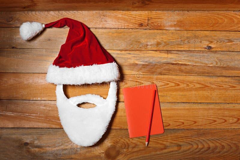 Κενή κάρτα για το χαιρετισμό Χριστουγέννων στοκ εικόνες με δικαίωμα ελεύθερης χρήσης