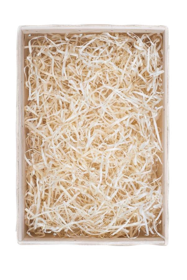 κενή κορυφαία όψη κιβωτίων στοκ φωτογραφία με δικαίωμα ελεύθερης χρήσης