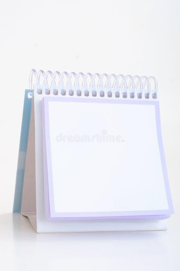 κενή σημείωση βιβλίων στοκ εικόνες